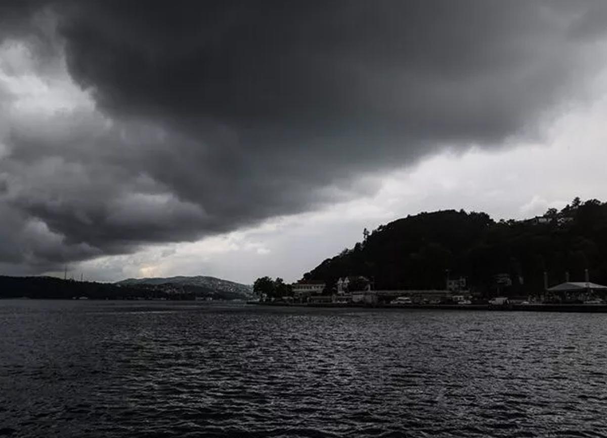 Meteoroloji, kuvvetli yağış uyarısında bulundu