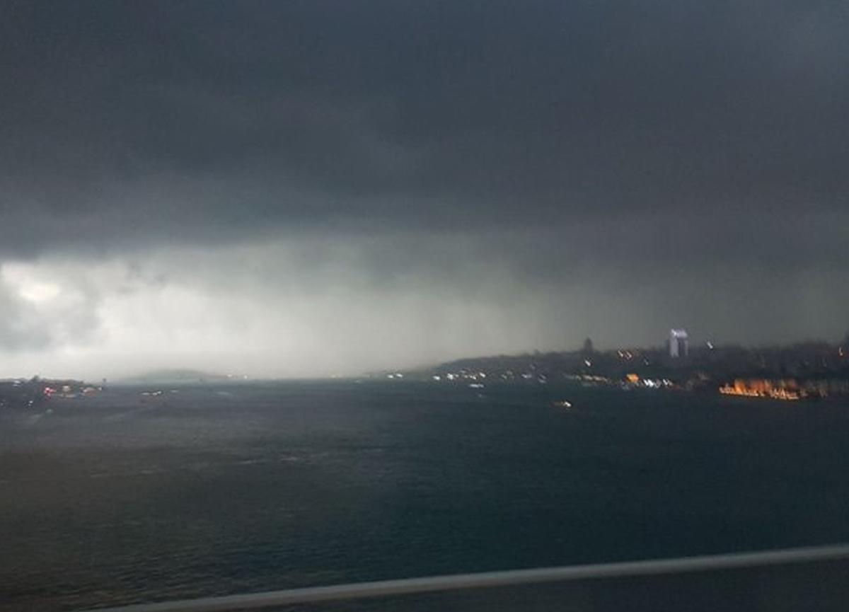Meteoroloji'den önemli süper hücre uyarısı! Marmara'da yarın sabaha dikkat
