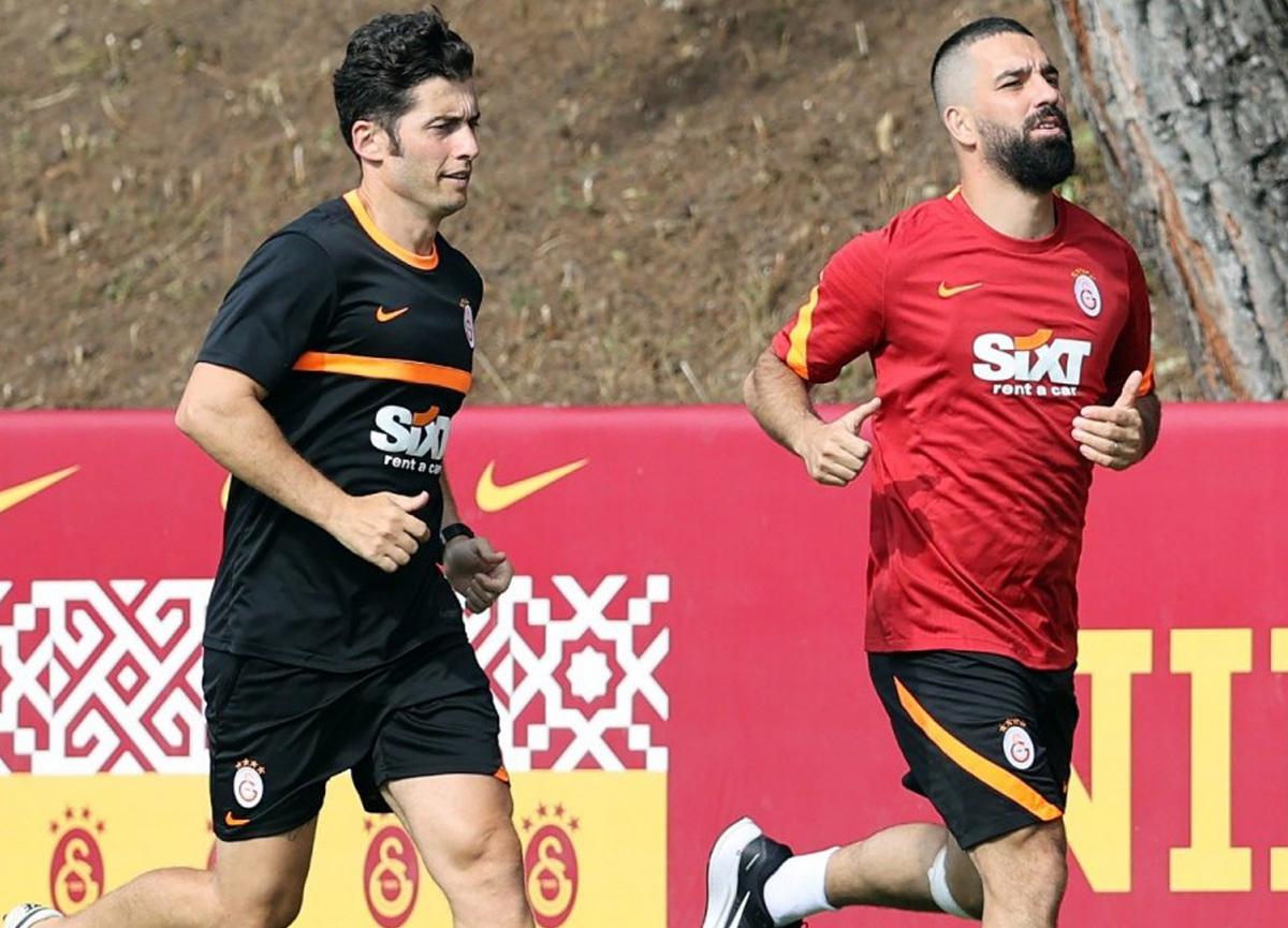 Galatasaray'da Arda Turan'ın maaşına yüzde yüz zam yapılacak