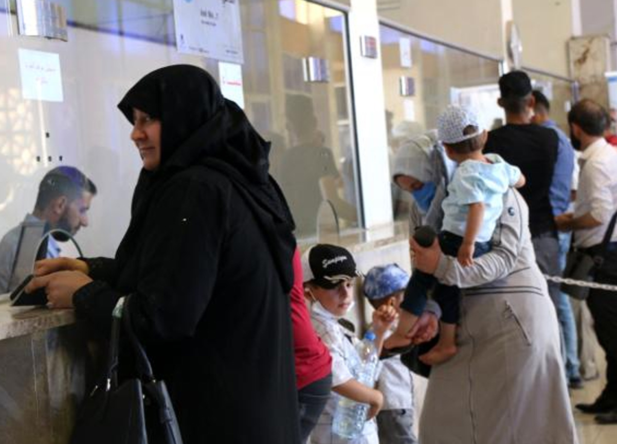 Kurban Bayramı öncesi Suriyeliler ülkelerine dönmeye başladı!
