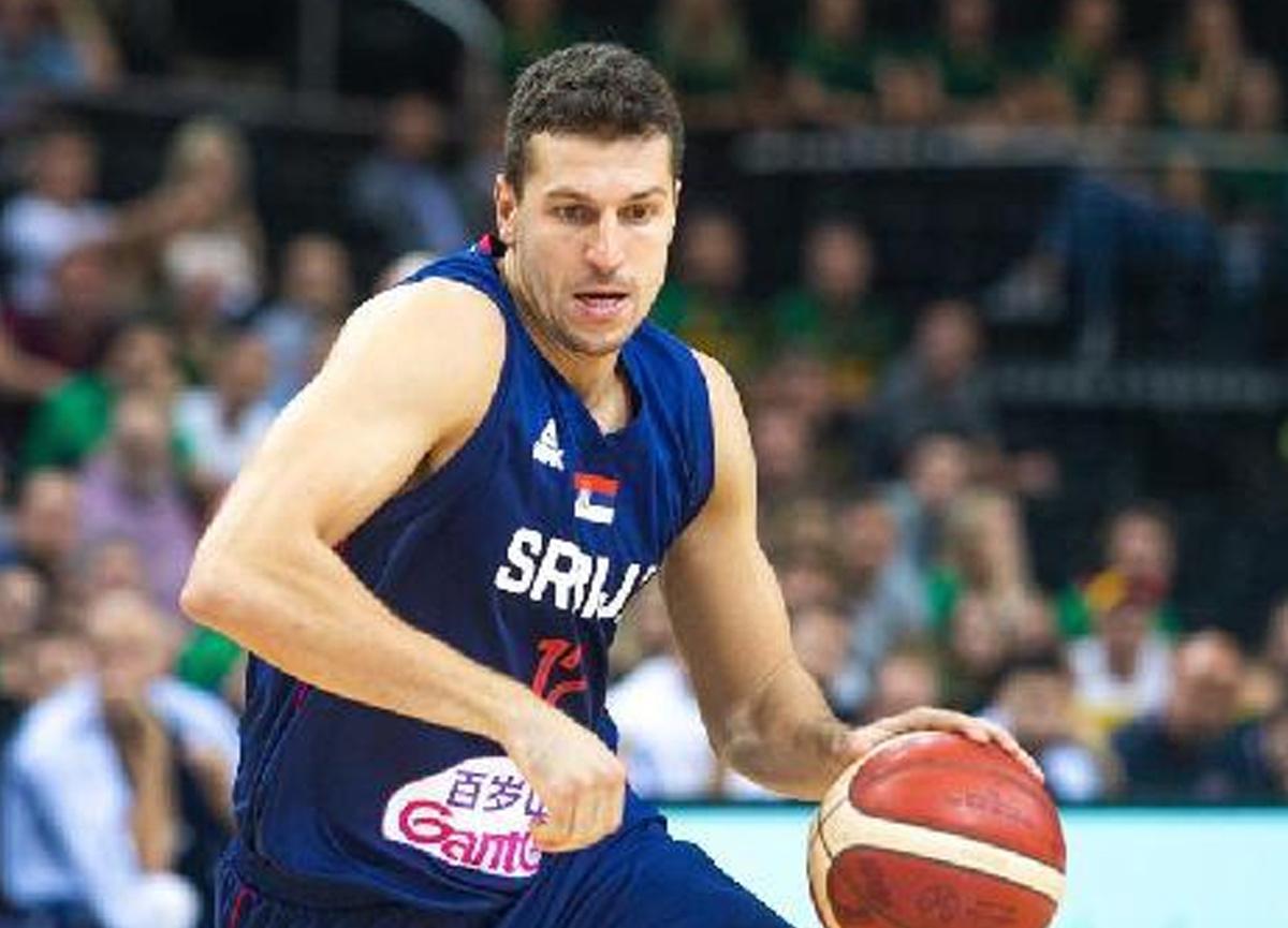 Sırp basketbolcu Dragan Milosavljevic, Frutti Extra Bursaspor'da
