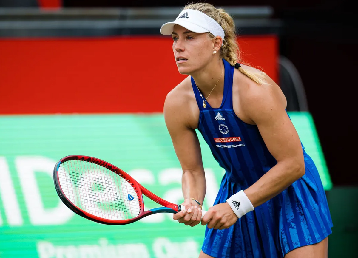 Wimbledon'da Sabalenka ve Kerber yarı finalde!