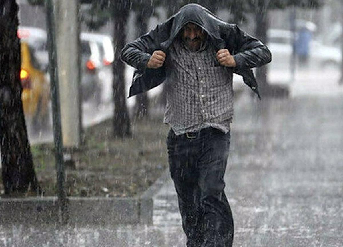 Meteoroloji uyardı! Metrekareye 100 kilo yağış