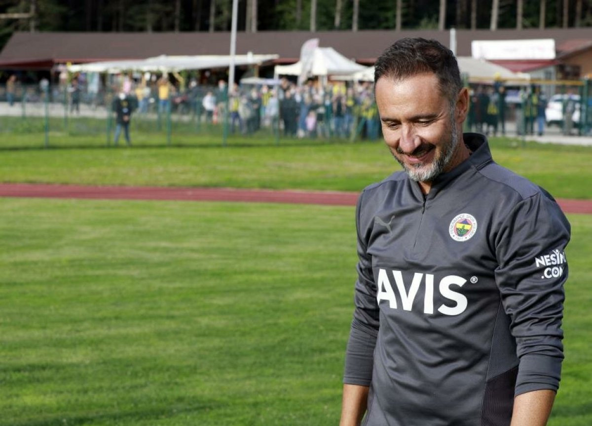 Fenerbahçe Teknik Direktörü Vitor Pereira'dan şampiyonluk açıklaması!