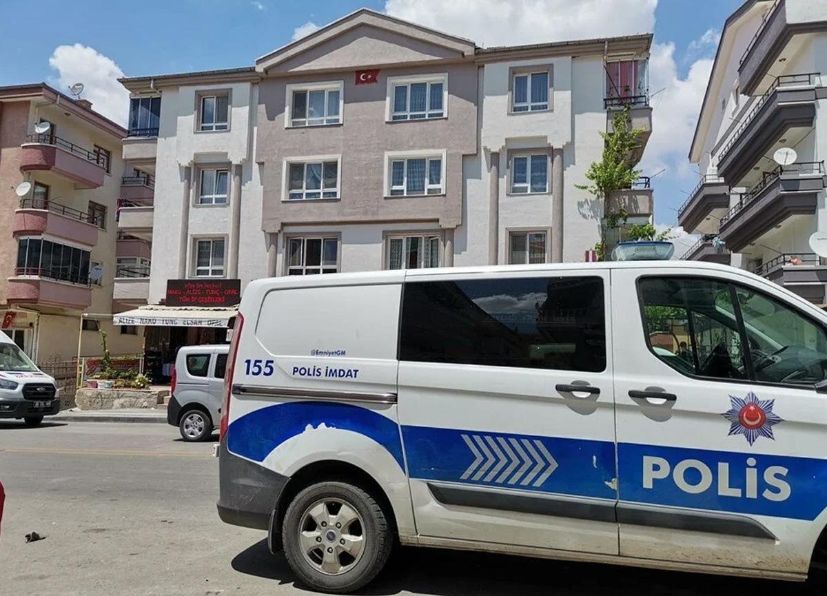 Ankara'da kızı ve iki torununu öldürüp intihar etti