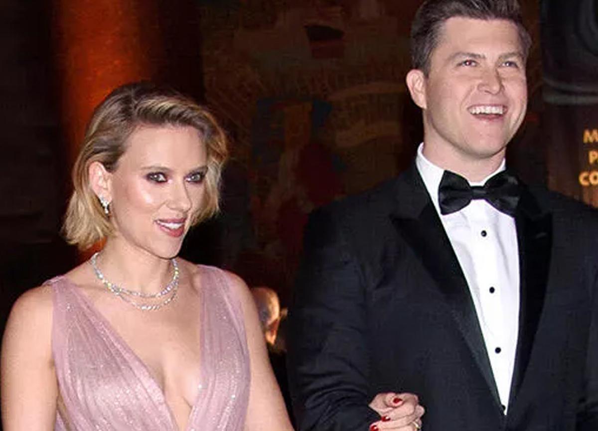 Dünyaca ünlü oyuncu Scarlett Johansson ikinci kez anne oluyor