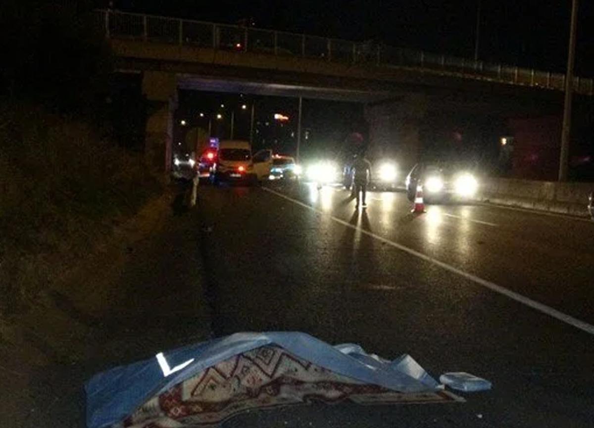 Tekirdağ'da alkollü sürücü 2 genç kızı öldürdü