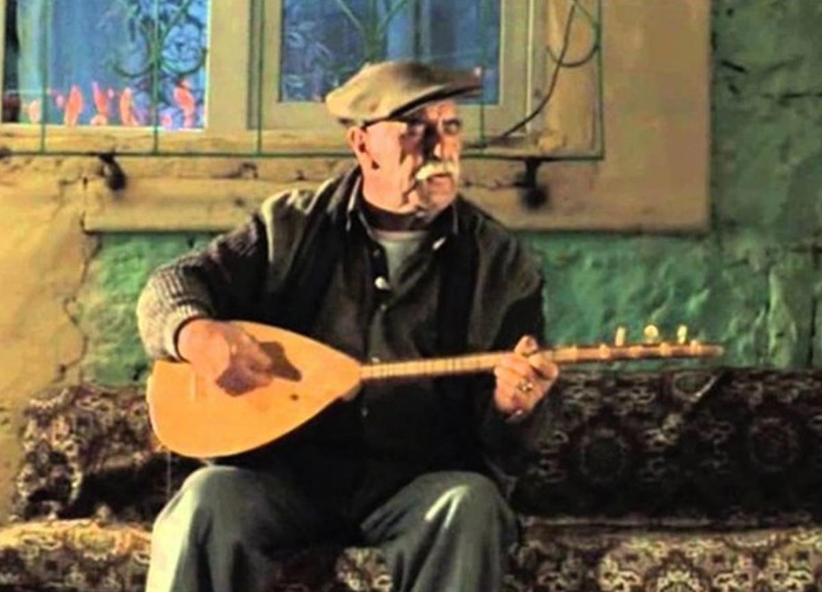 Hozatlı Ahmet Yurt Dede olarak bilinen ünlü halk ozanı Ahmet Yurt hayatını kaybetti