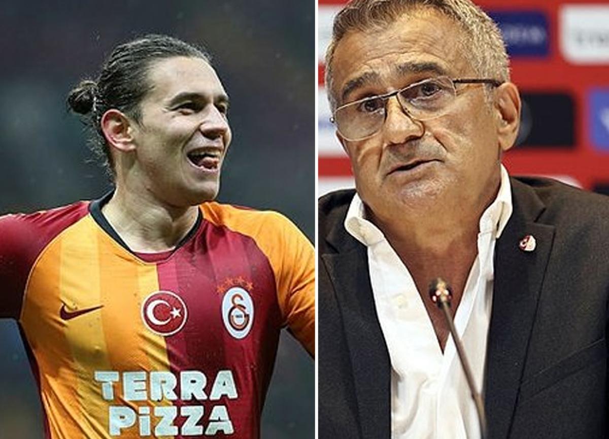 Şenol Güneş'in sözleri sonrası Galatasaray'dan Taylan Antalyalı açıklaması