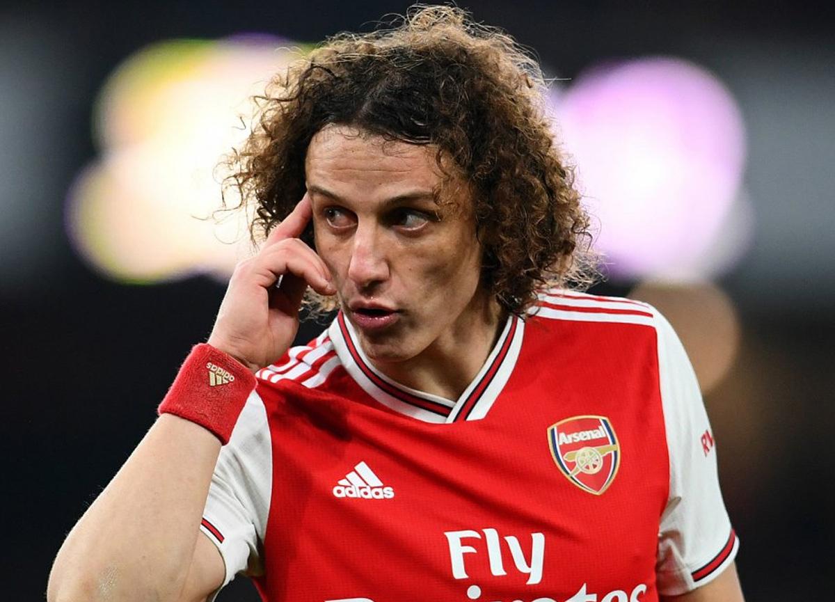 Balotelli'yi kadrosuna katan Adana Demirspor, bu kez David Luiz'in peşinde