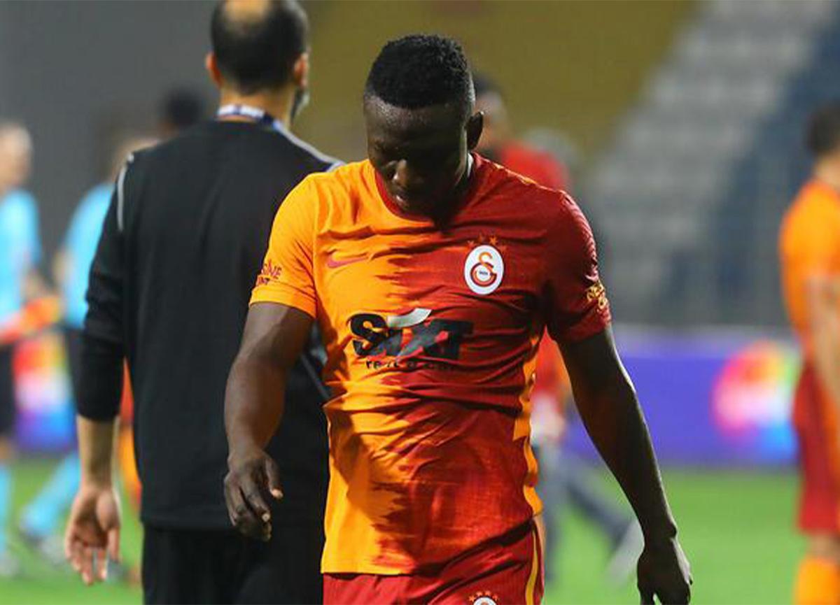 Galatasaray'dan ayrılan Etebo, imzayı attı!