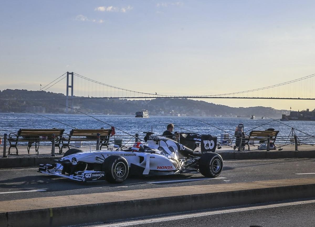 Formula 1 Türkiye Grand Prix'sinin biletleri satışa çıkıyor