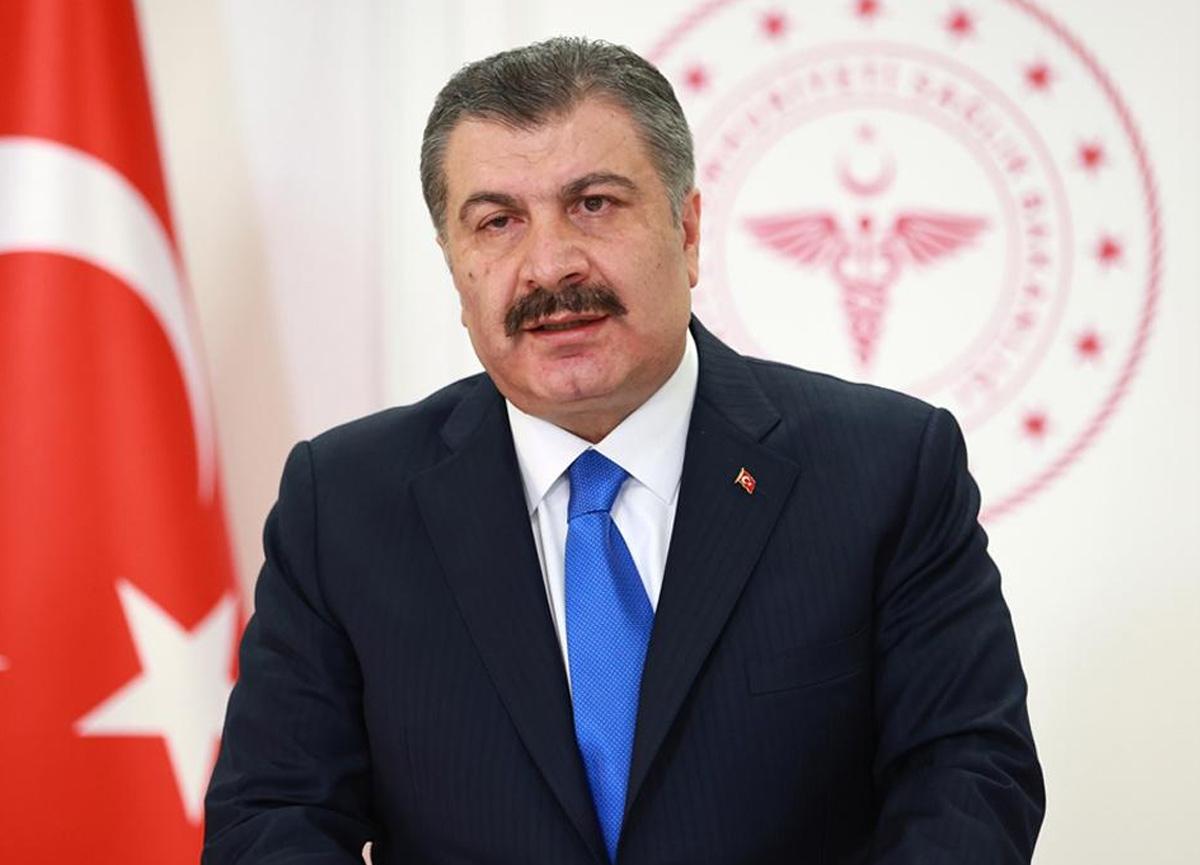 Sağlık Bakanı Fahrettin Koca'dan flaş aşı açıklaması: 37 milyon 250 bin kişi en az bir doz aşı oldu