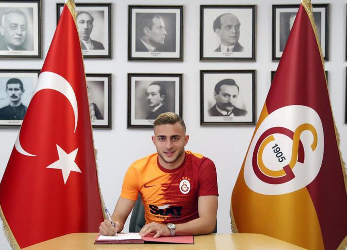 Galatasaray, Barış Alper Yılmaz'ın transferini resmen açıkladı!