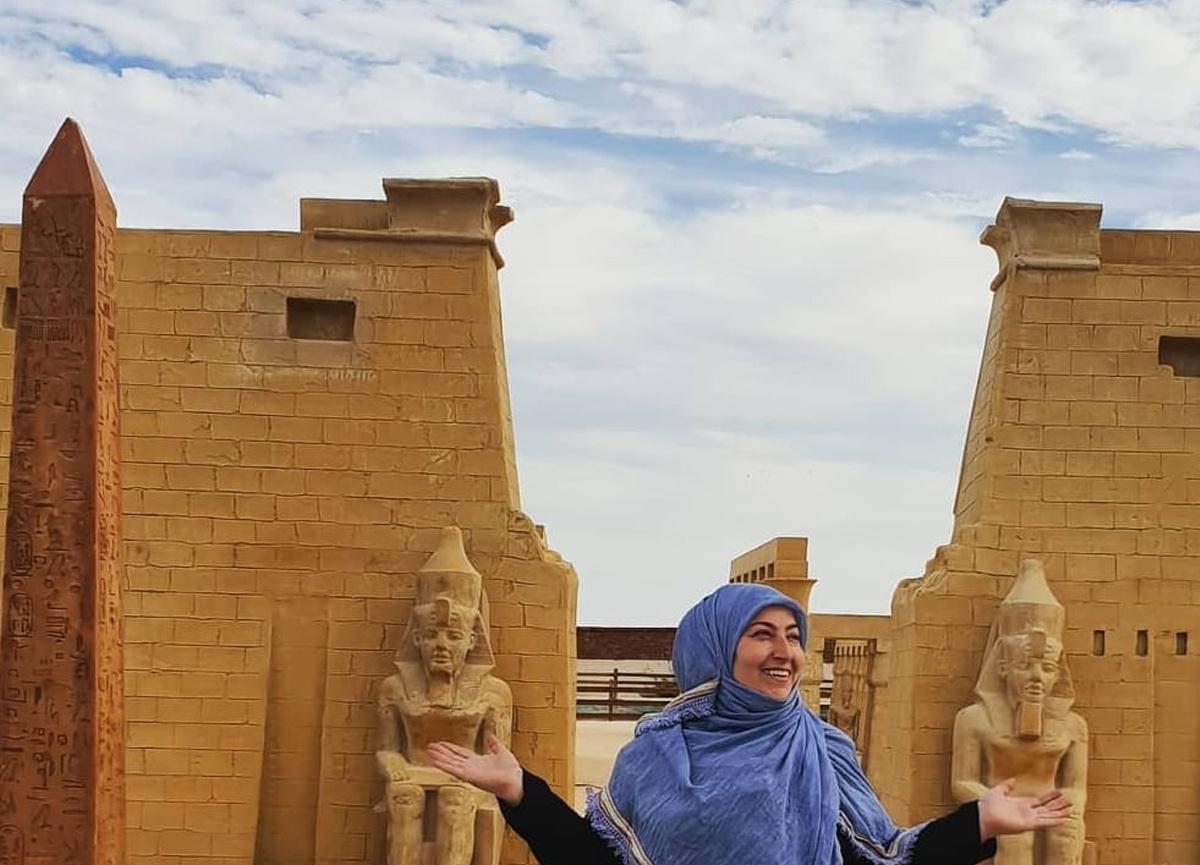 Seher Akbal, yurt dışı gezilerinde dikkat edilmesi gereken noktaları anlattı