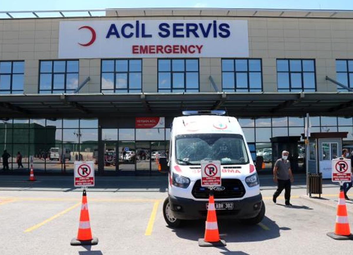 Eskişehir'de toplu zehirlenme! 7'si çocuk 13 kişi zehirlendi!