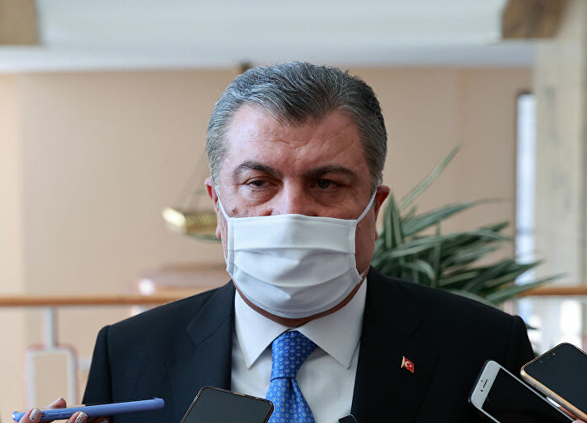 Sağlık Bakanı Fahrettin Koca'dan doz açıklaması! '57 milyon dozu geçtik...'