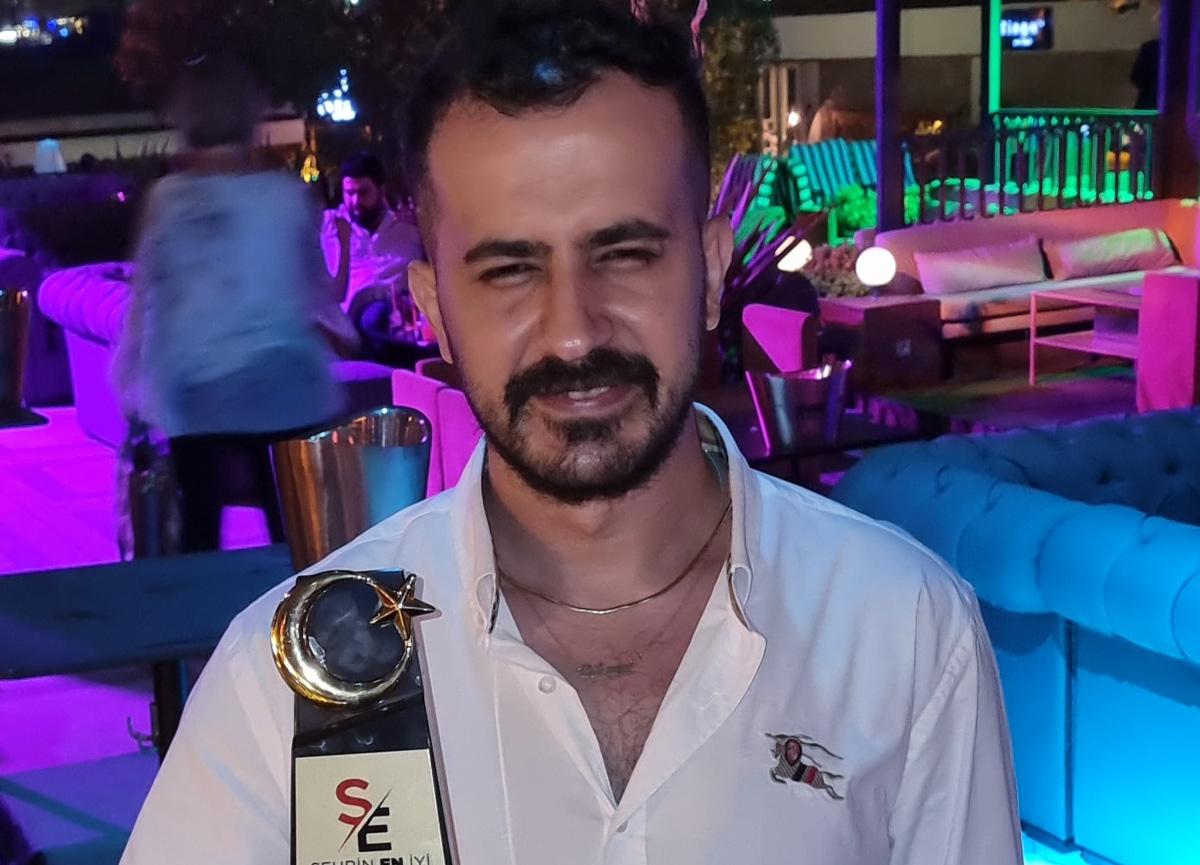Rıdvan Pear 2 ödül biden aldı