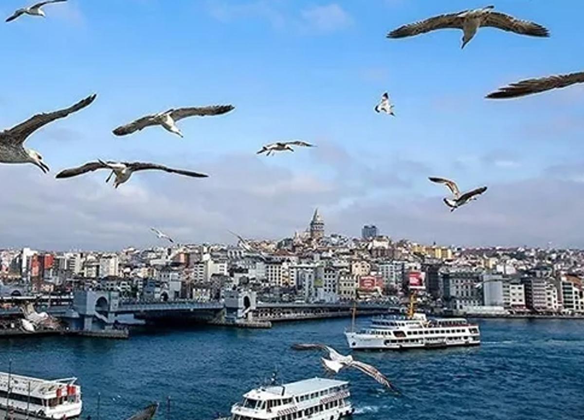 Marmara'da sıcaklık mevsim normallerinin üzerinde olacak