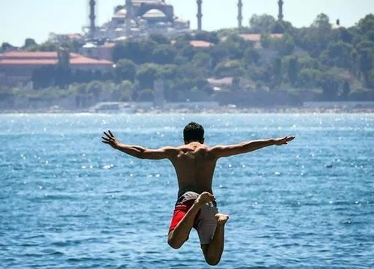 Meteoroloji duyurdu: İstanbul'a aşırı sıcaklar geliyor!