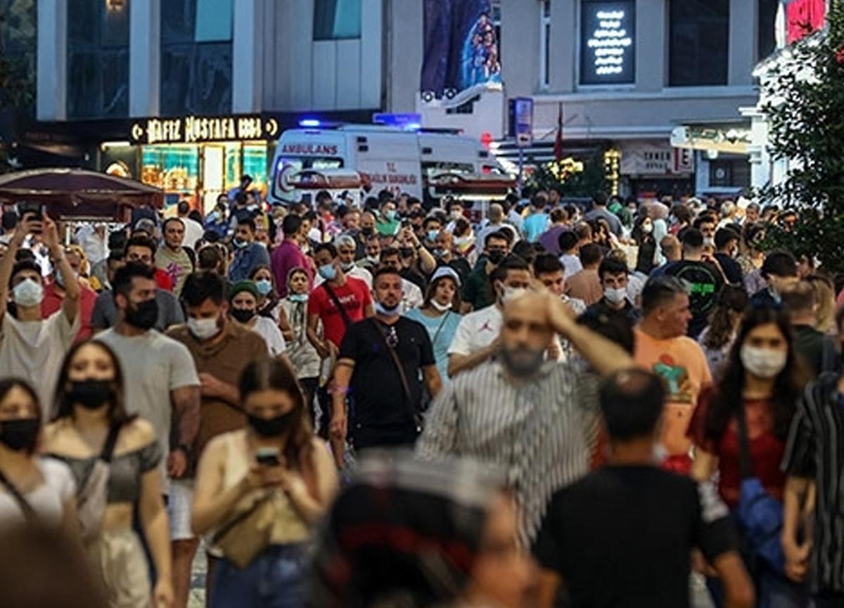 Türkiye'nin 12 Temmuz 2021 koronavirüs tablosu! Vaka sayısı 5 bin 404