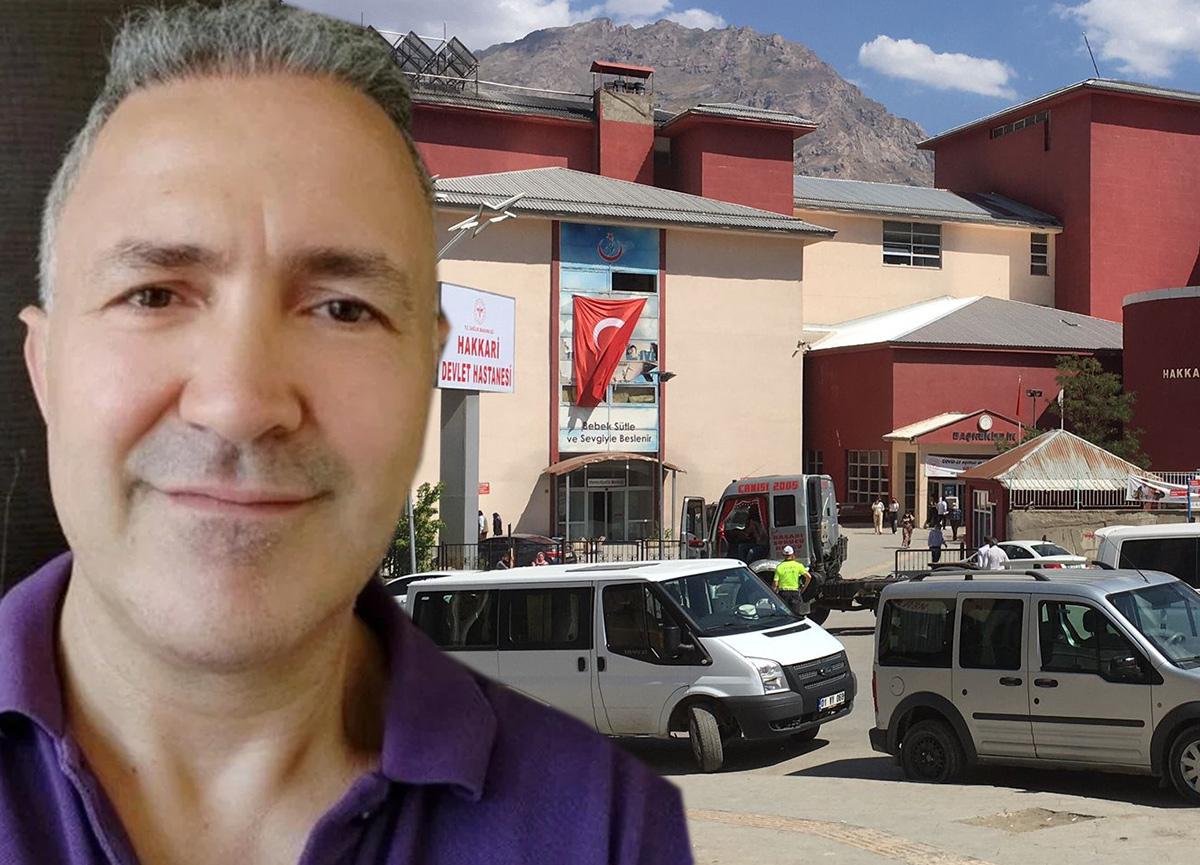 Hakkari İl Emniyet Müdür Yardımcısı Hasan Cevher meslektaşı tarafından şehit edildi