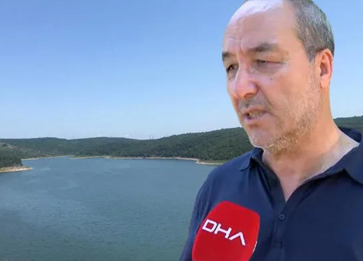 İstanbul'da barajlarda yüzde 10'luk artış var ama dikkat! 'Su krizi olasılığı yüksek'