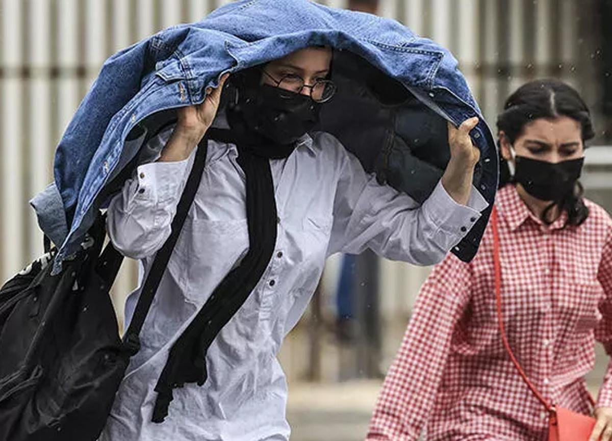 Meteoroloji'den İstanbul ile Kocaeli için hava durumu uyarısı