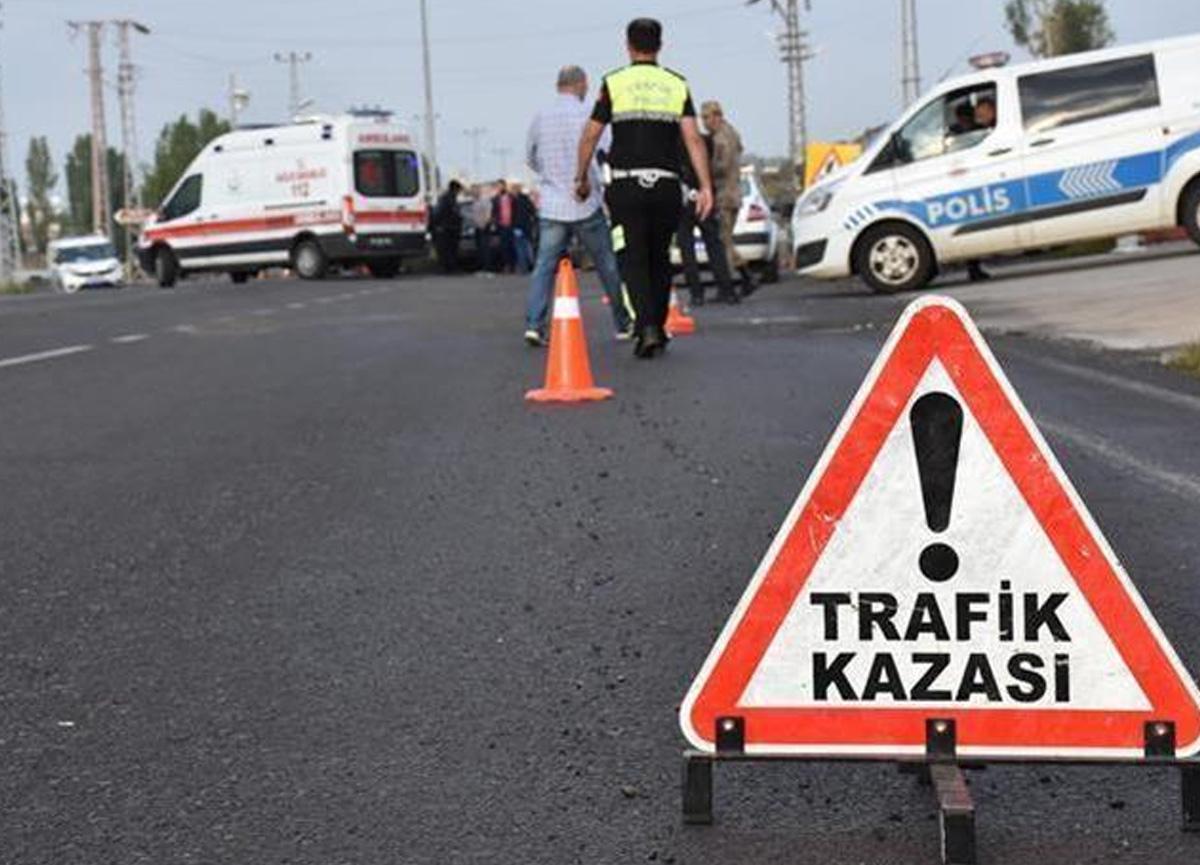 Arnavutköy'de 6 araçlı zincirleme trafik kazası! 3 kişi yaralandı