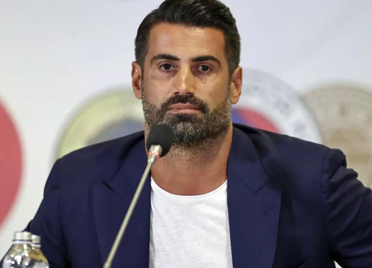 Volkan Demirel'den Fenerbahçe'ye veda!