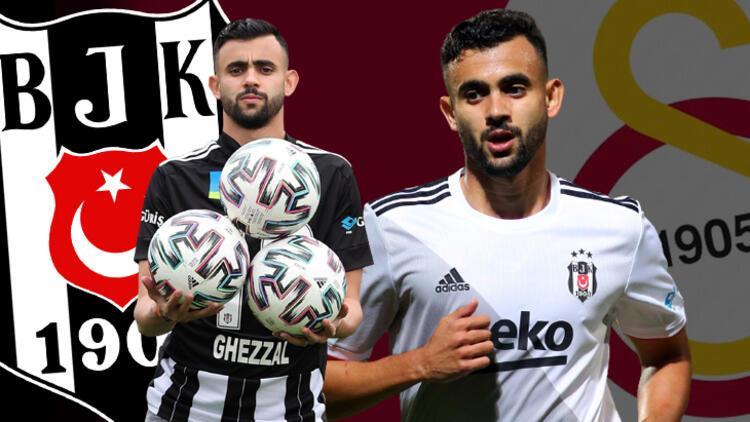 Transferde Rachid Ghezzal yarışı alevlendi! Galatasaray ve Beşiktaş...