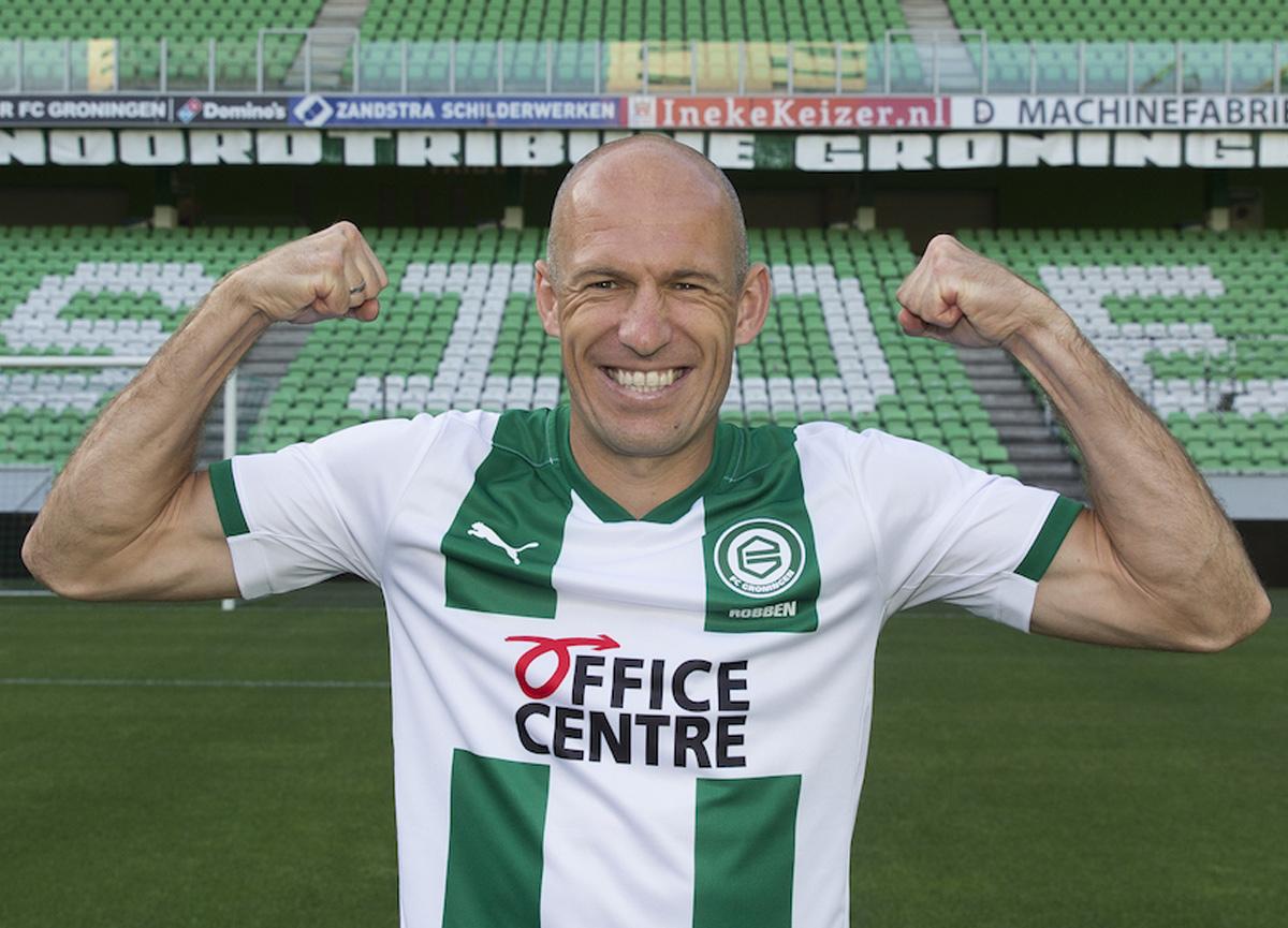 Arjen Robben futbolu bıraktığını açıkladı
