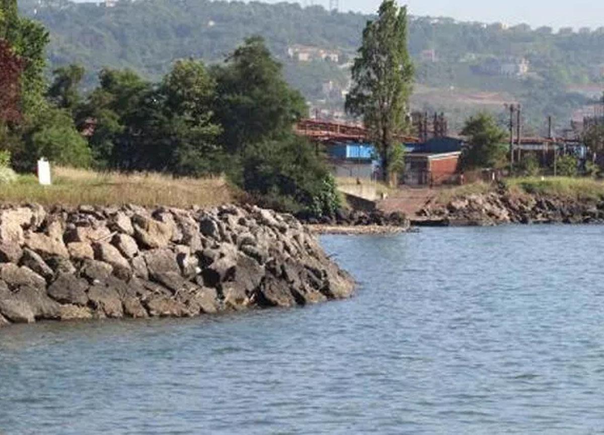 Zonguldak'ın Ereğli ilçesinde sahilde erkek cesedi bulundu!
