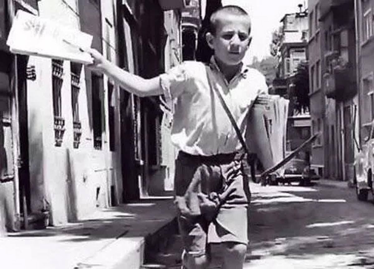 Tarihi 'Gazeteci Çocuk' fotoğrafındaki Hayrettin Amca hayatını kaybetti
