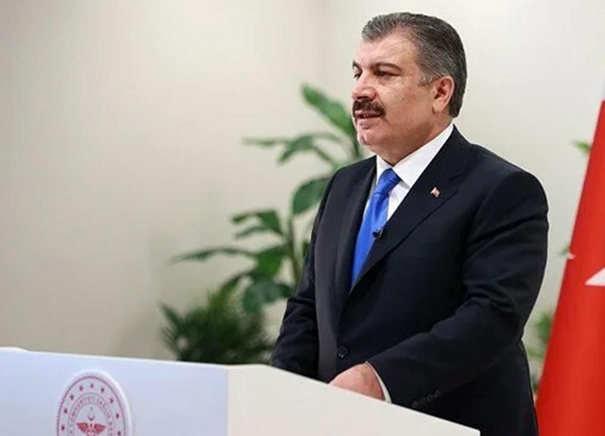 Sağlık Bakanı Fahrettin Koca'dan aşı çağrısı: Tedbirlere uyalım, aşımızı bir an evvel olalım