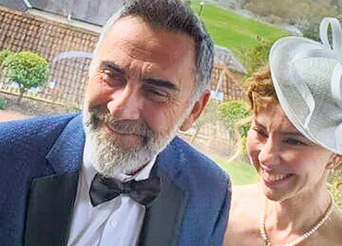 İnci Türkay-Atilla Saral'ın evliliği krizden döndü!