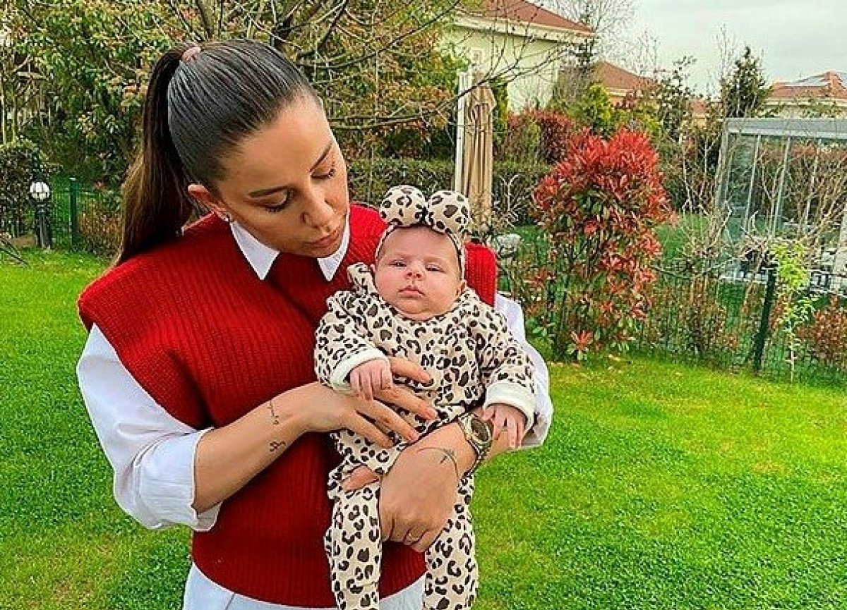 Merve Özbey: Yeniden anne olmak istiyorum
