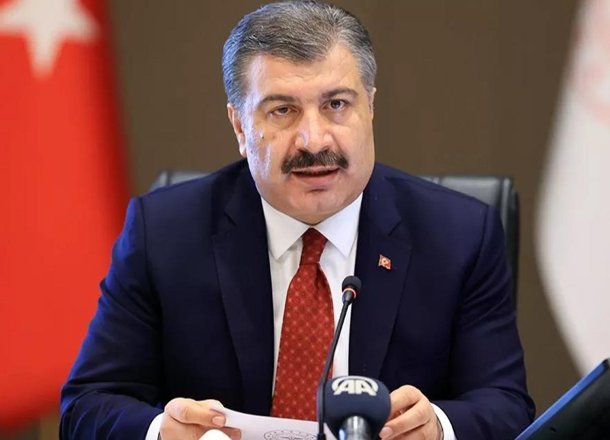 Sağlık Bakanı Fahrettin Koca'dan koronavirüs açıklaması: 'Vaka sayısı artıyor' deyip uyardı