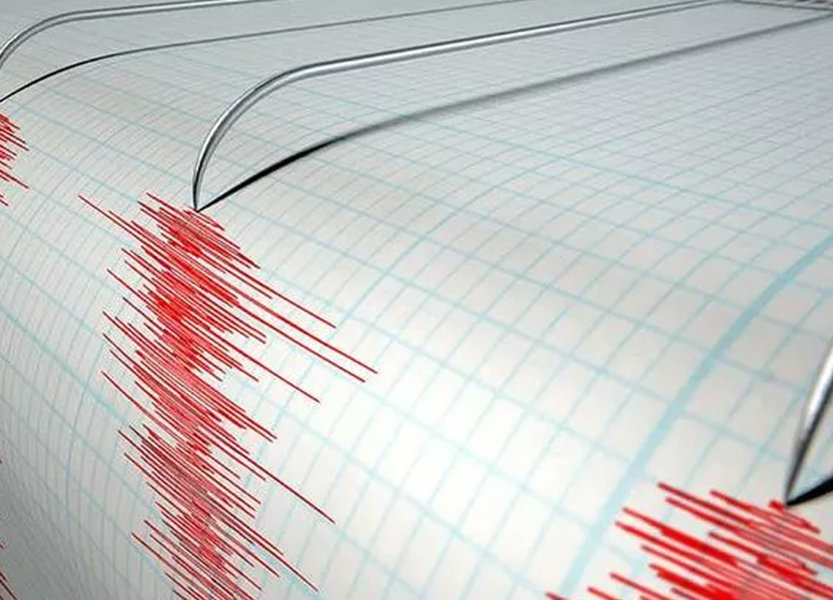 Son dakika: Kayseri'nin Kocasinan ilçesinde 3.8 büyüklüğünde deprem meydana geldi!