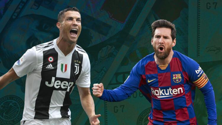 Ronaldo ve Messi'yi geçip zirveye yerleşti! İşte dünyanın en çok kazanan sporcusu