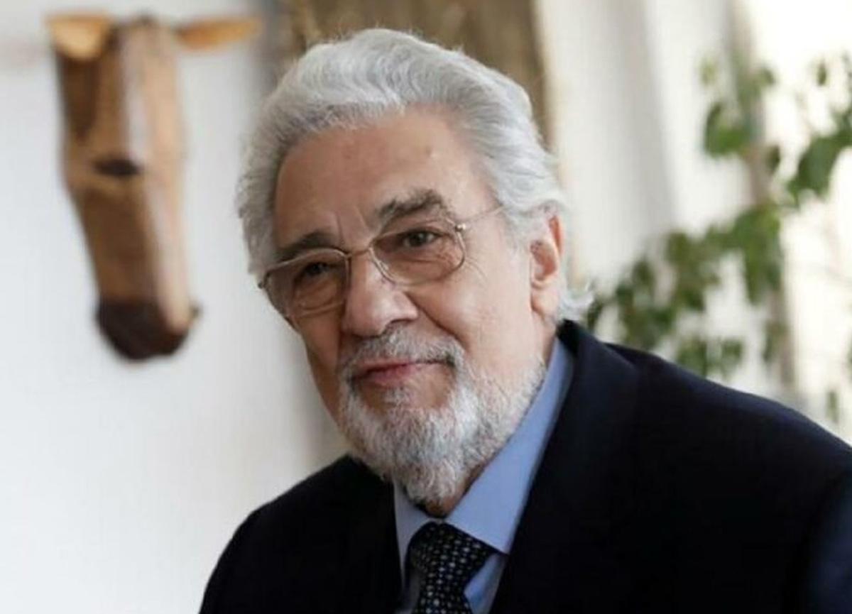 Dünyaca ünlü sanatçı Placido Domingo'ya cinsel taciz şoku