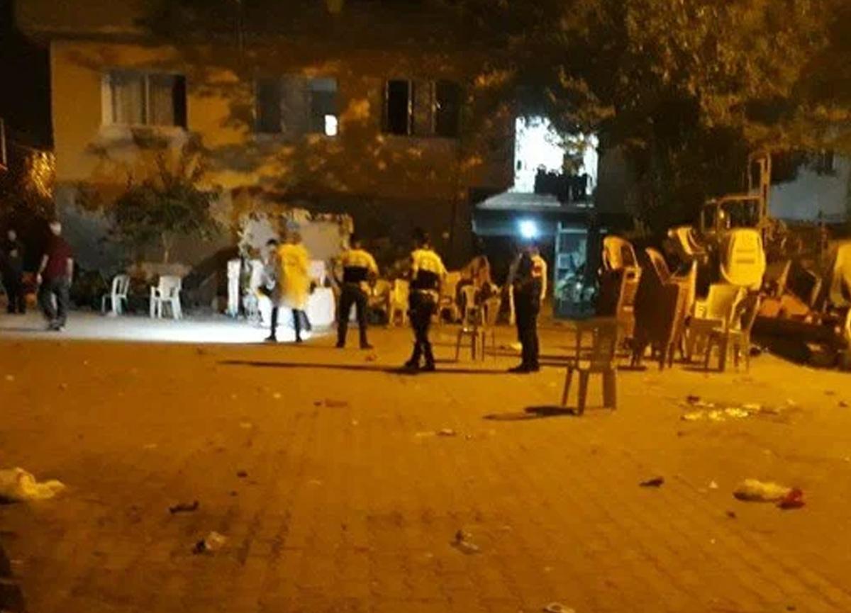 Mersin'de sokak düğününde maganda dehşeti: 10 yaralı