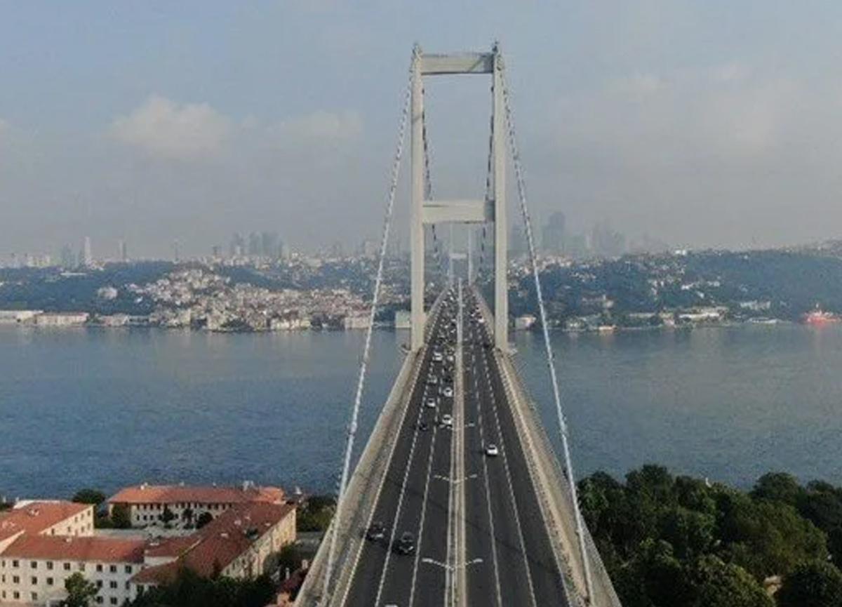 İstanbul'da bayramda yollar boş kaldı