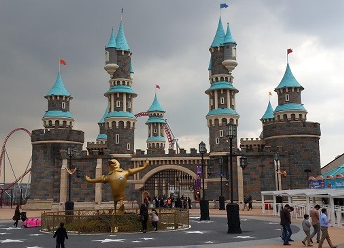İSFANBUL Tema Park'ta Kurban Bayramı tatili şansı...
