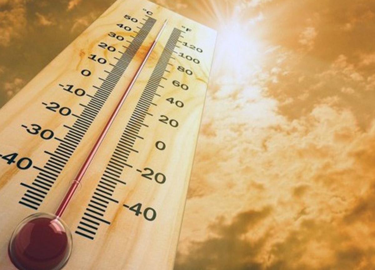 Cizre'de Türkiye sıcaklık rekoru kırıldı!