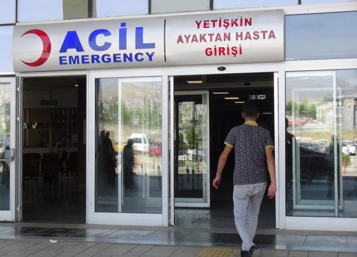 Van'da kurban keserken yaralanan 41 kasap hastaneye kaldırıldı
