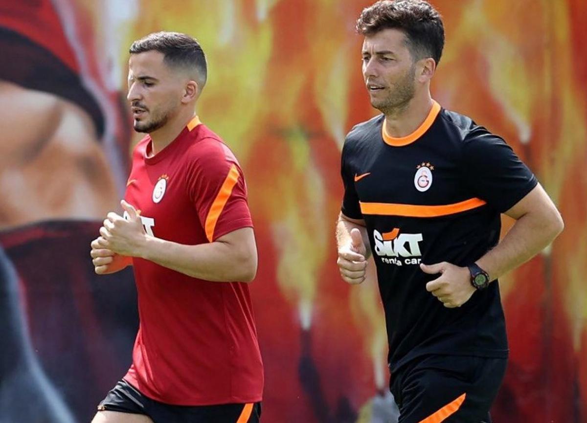 Galatasaraylı Omar Elabdellaoui'ye kök hücre tedavisi