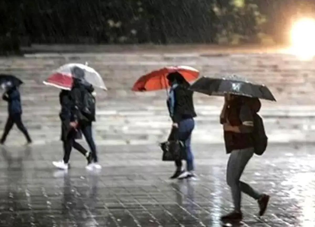 Aman dikkat! Meteoroloji'den İstanbul için hava durumu uyarısı