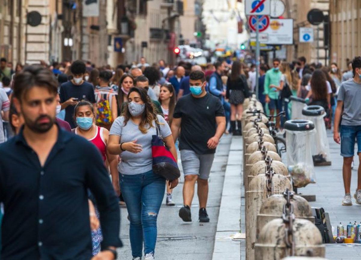 İtalya'da vaka sayısı 4 milyon 297 bin 337'ye ulaştı