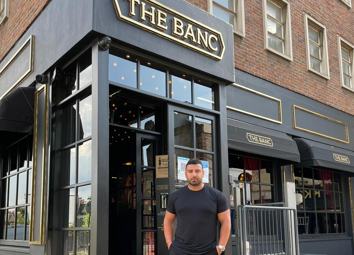Can Topcu The Banc'ın nasıl doğduğunu anlattı